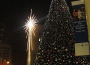 Westlake Center Christmas Tree: Seattle, WA