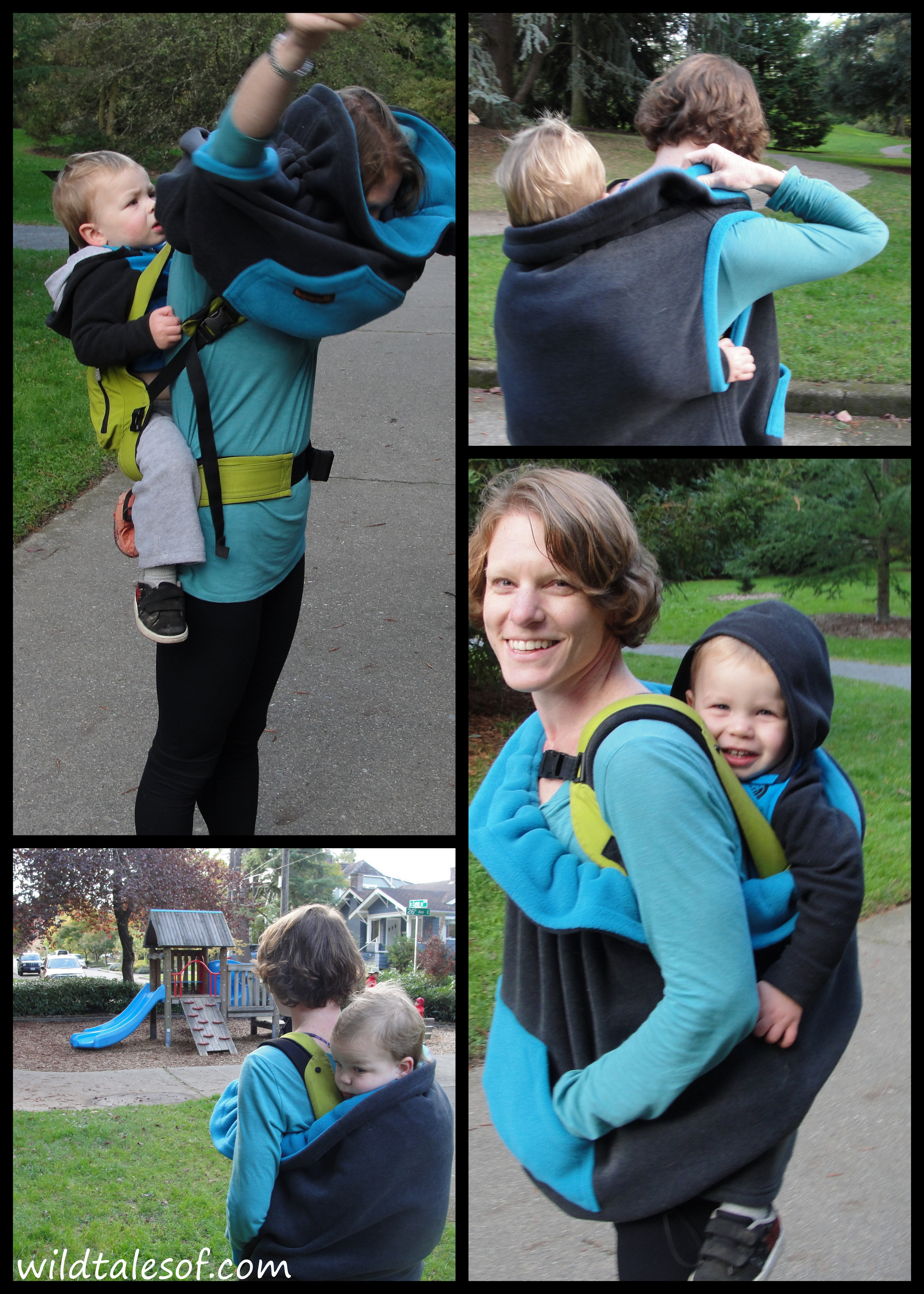 Adventure Gear: Staying Warm and Dry with Kowalli's Carrier Cover   WildTalesof.com