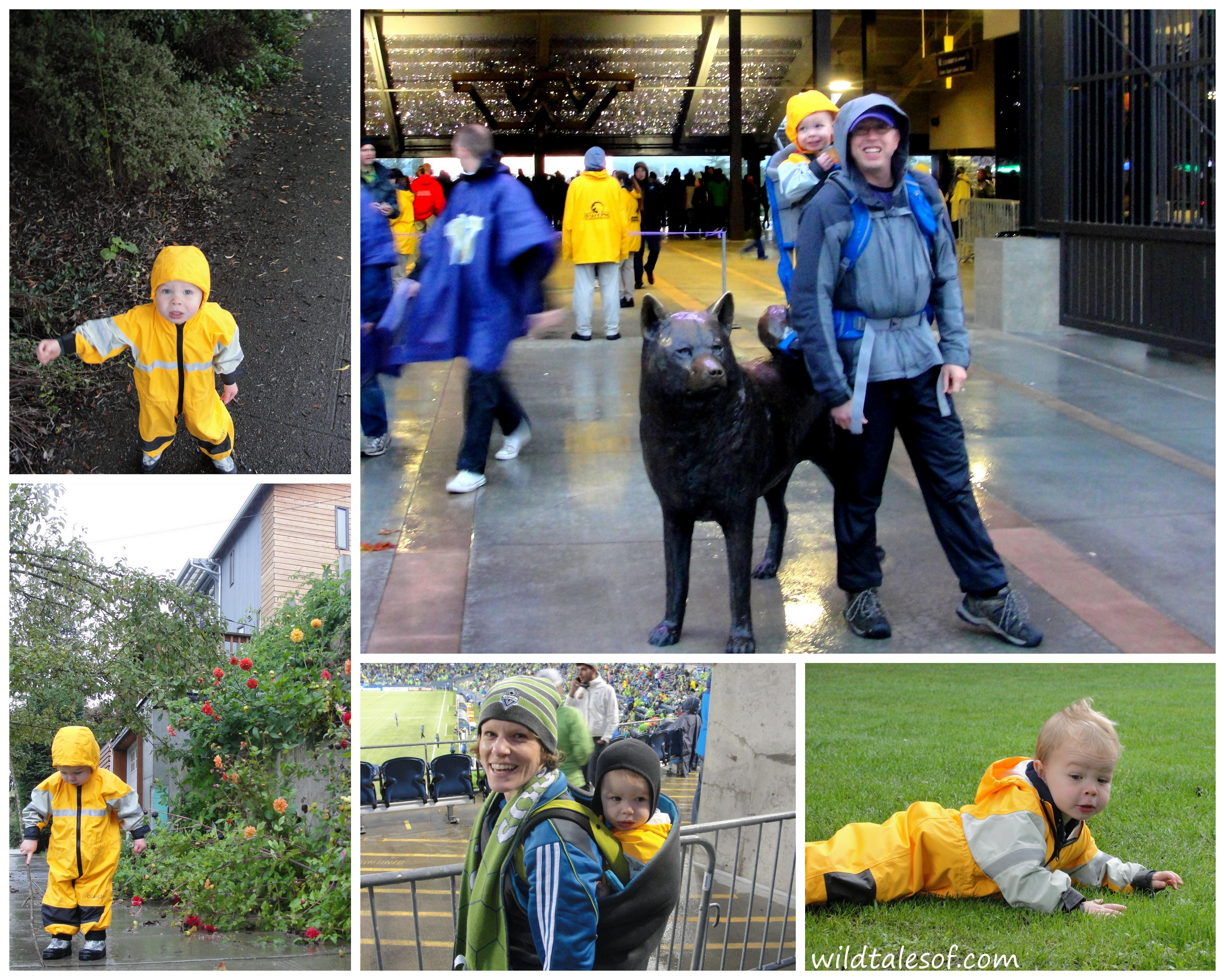 Adventure Gear: Oakiwear's Rain Suit Keeps Us Outside