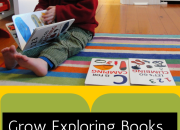 Grow Exploring Book Review: An Outdoor Spin on ABCs and 123s | WildTalesof.com