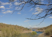 Hiking Lake Pleasant Regional Park: Typical Arizona with a Few Surprises | WildTalesof.com