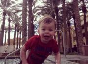 Poolside at Phoenix' J.W. Marriott Desert Ridge Resort and Spa | WildTalesof.com