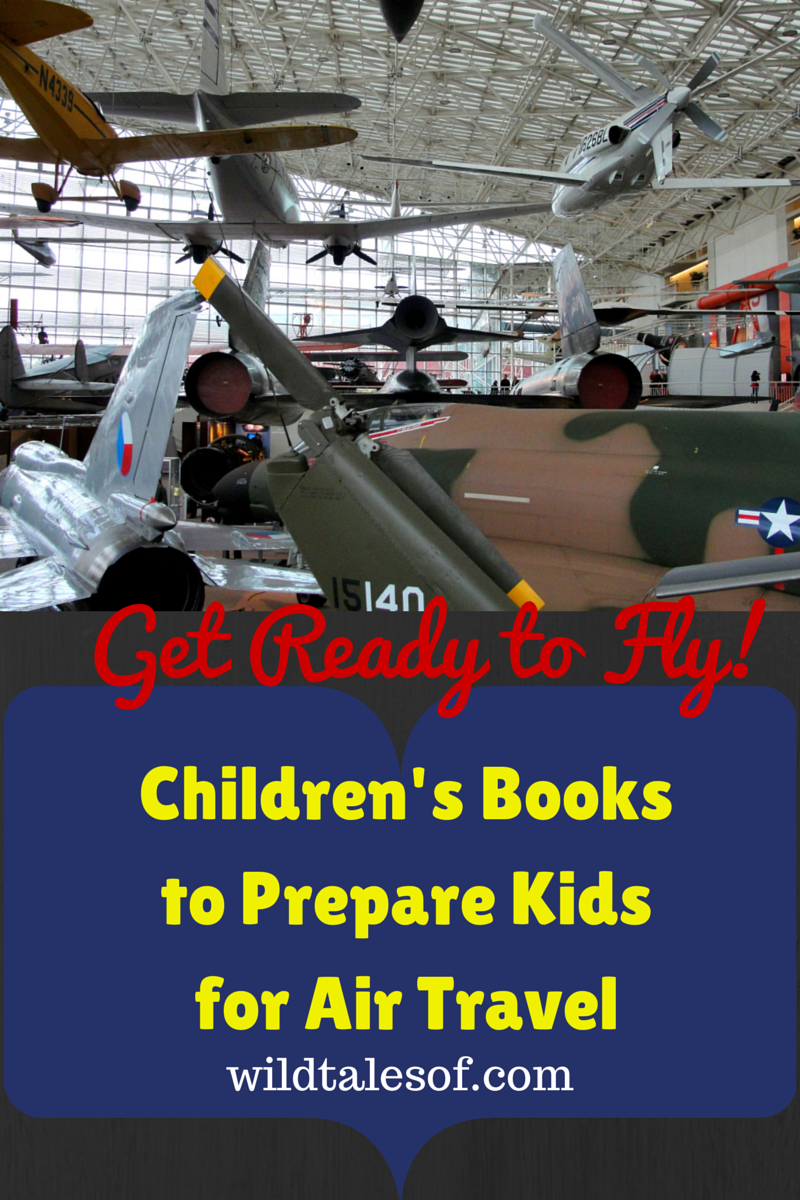 how to fly with children