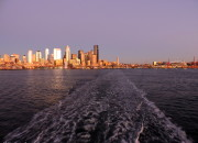 New Year's Ferry Boat Ride: Seattle to Bainbridge Island, WA | WildTalesof.com