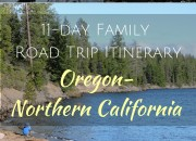 11-day Oregon-California Road Trip | WildTalesof.com