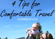 Travel to and through High Altitude Destinations with Babies | WildTalesof.com