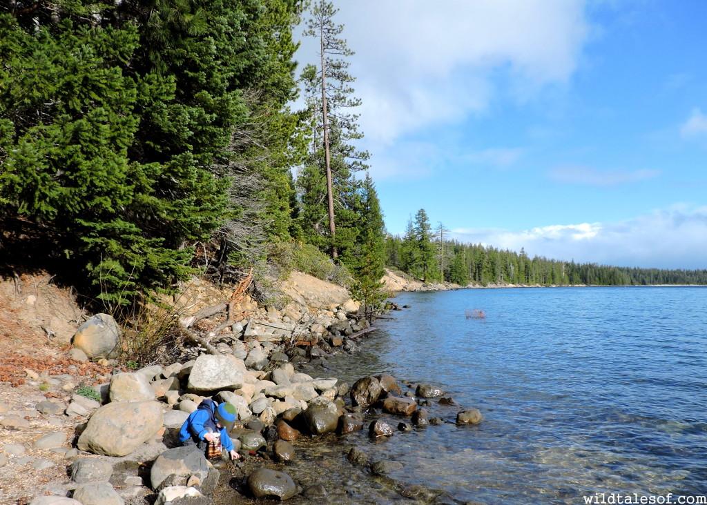 Crescent Lake, Oregon | WildTalesof.com