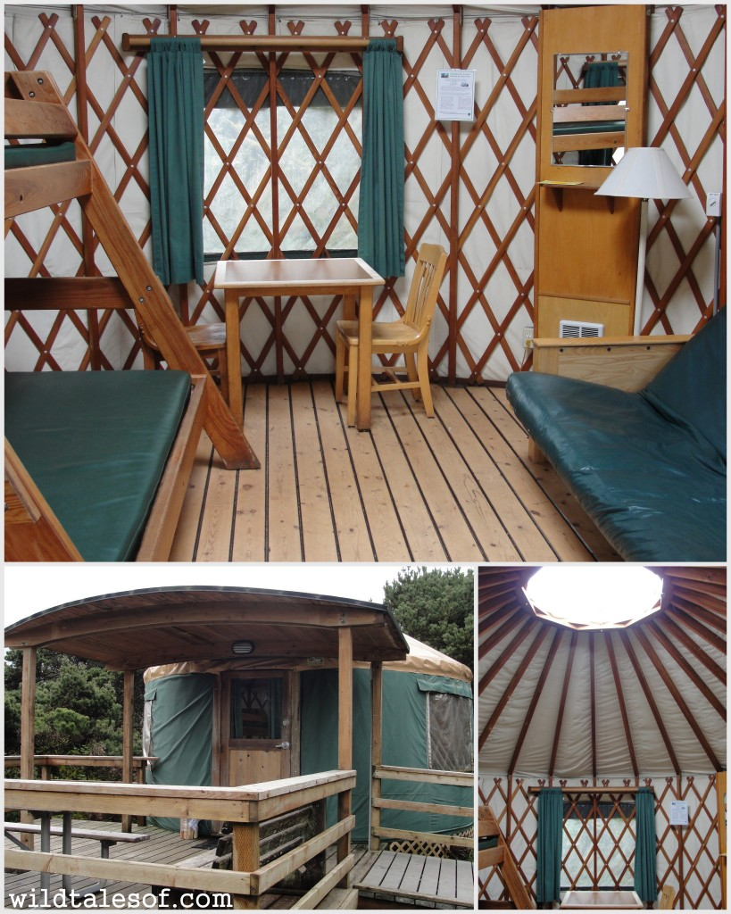Pacific Northwest Cabins And Yurts 5 Family Favorites