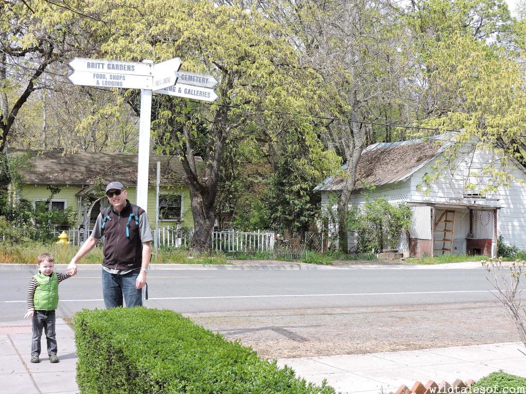 I-5 Road trip Detour: Jacksonville, Oregon | WildTalesof.com