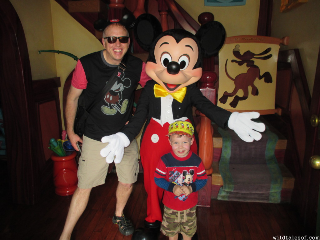 Disneyland with a Preschooler: How to Prepare for a Successful Trip | WildTalesof.com