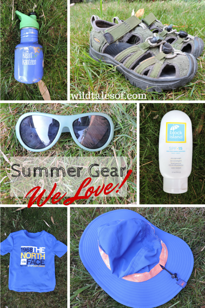 Summer Gear for Traveling and Adventuring Tots (2015) | WildTalesof.com