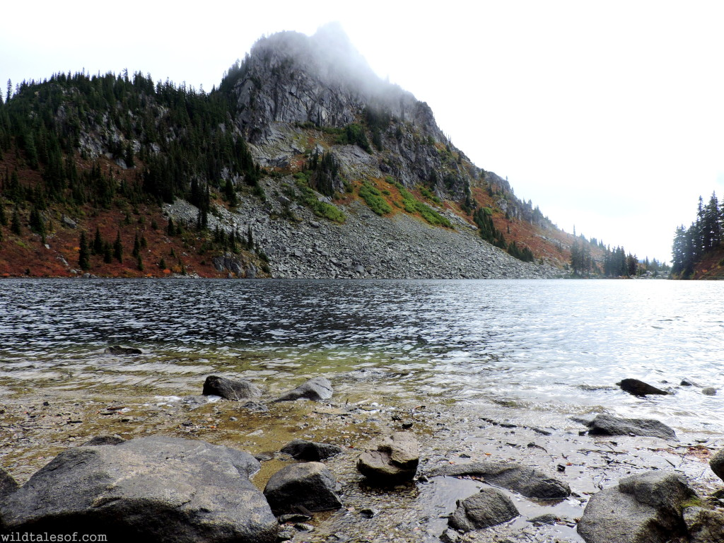 Lake Valhalla Trail--Central Cascades near Stevens Pass | WildTalesof.com