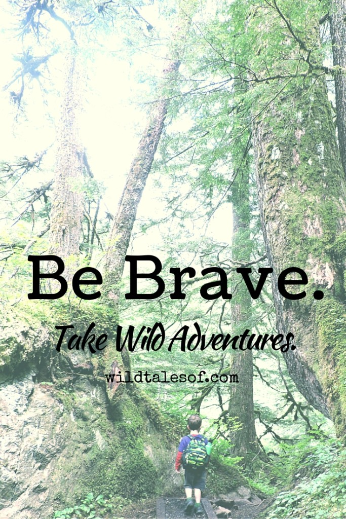 Be Brave. Take Wild Adventures. | WildTalesof.com