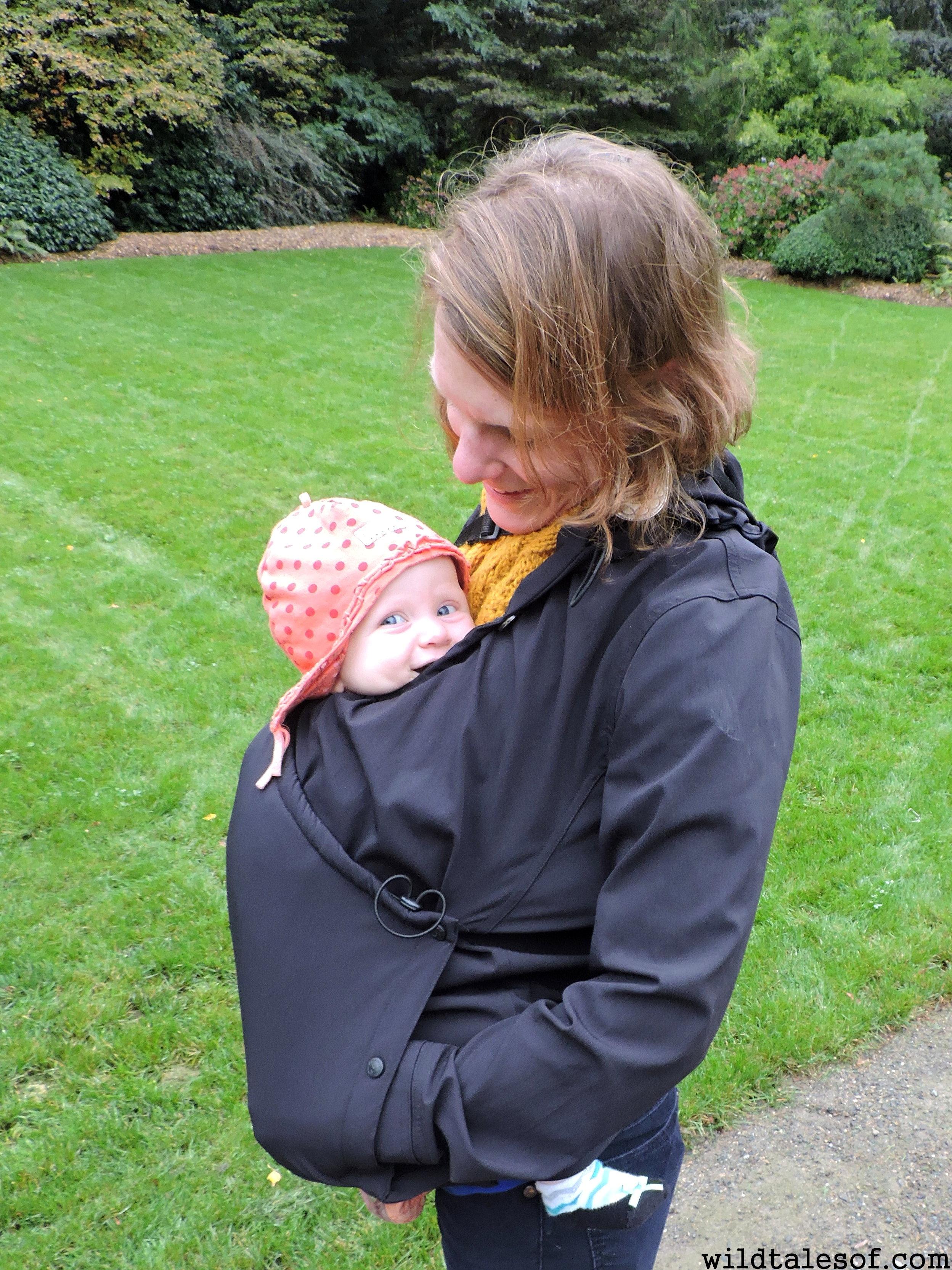 Kowalli S Joey Jacket Review Maternity Babywearing