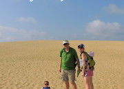 Visiting Jockey's Ridge State Park with Kids | WildTalesof.com