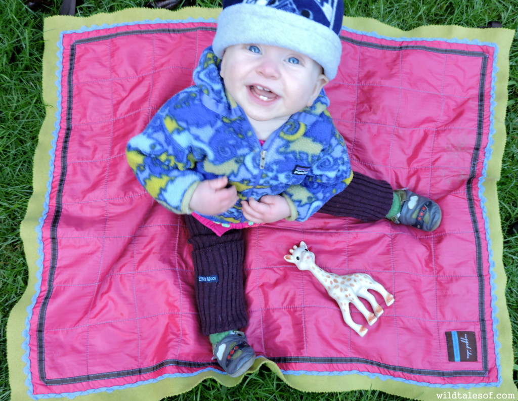 Keeping Babies & Kids Warm: Ella's Wool Tubes (Wool Pants) Review | WildTalesof.com