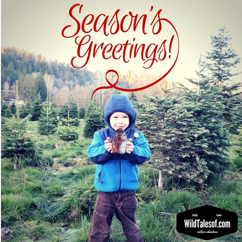 Seasons Greetings +Cyber Monday! | WildTalesof.com