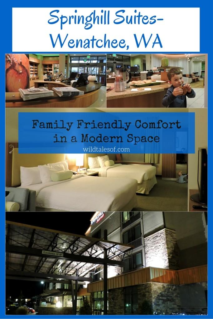 Springhill Suites Wenatchee, Washington | WildTalesof.com