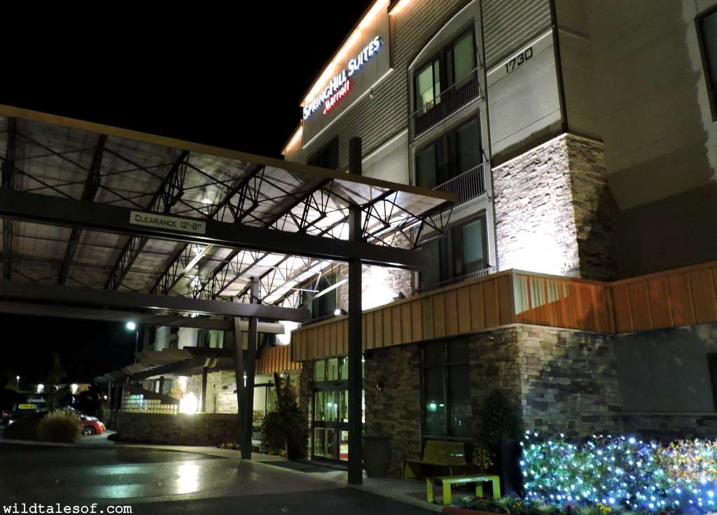 Springhill Suites Wenatchee, Washington | WildTalesof.com