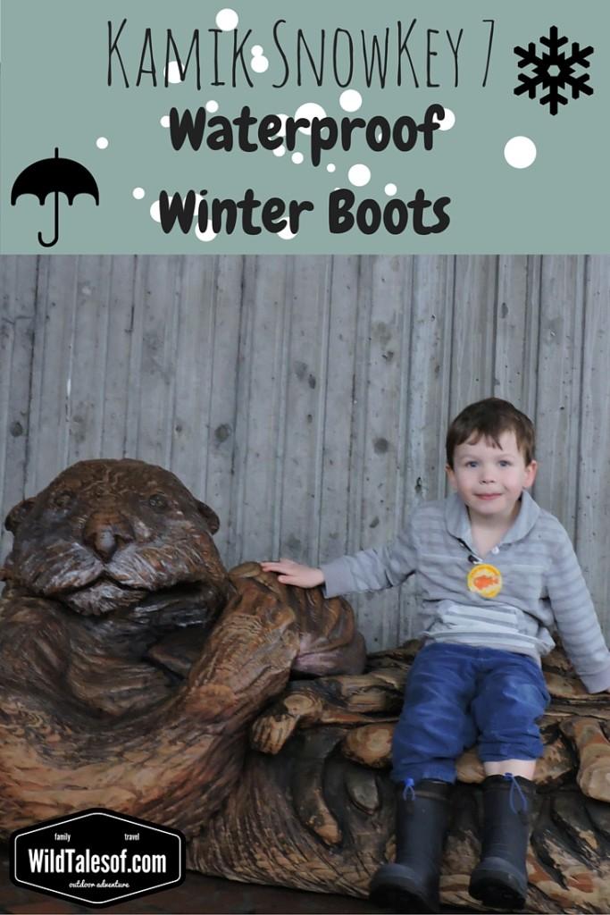 Kamik SnowKey7: Waterproof Winter Boots Review | WildTalesof.com
