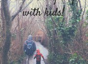 Tips for Getting Outside with Kids on Rainy Days | WildTalesof.com