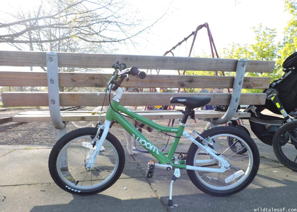 Woom 3 Bike Review | WildTalesof.com