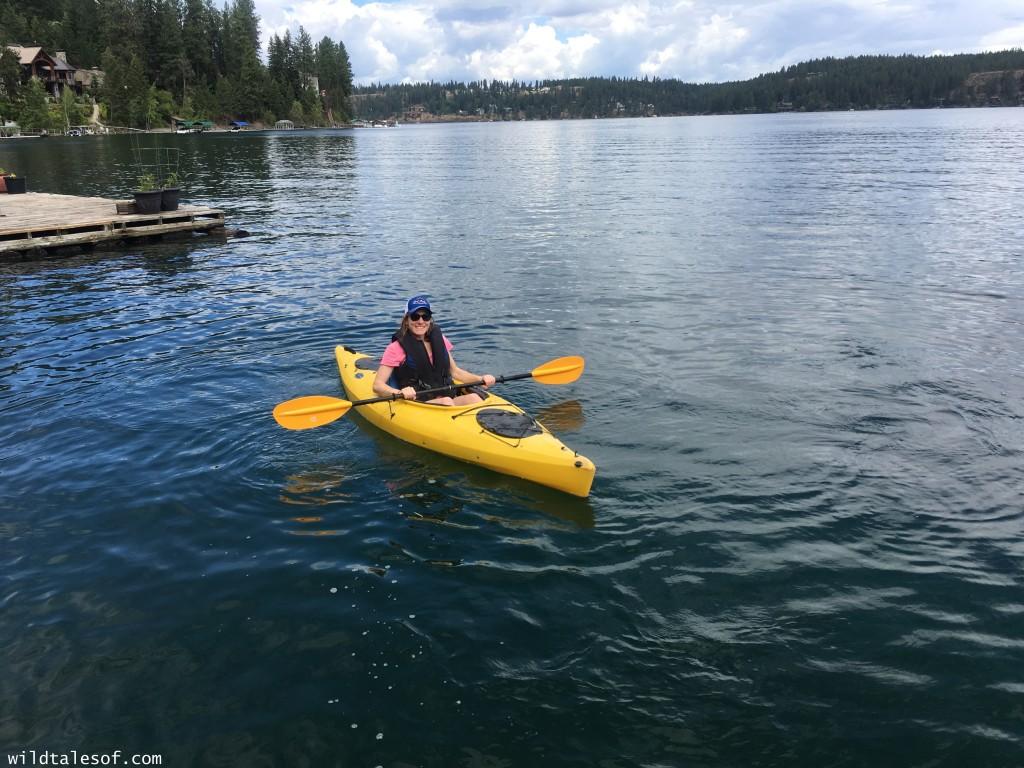 Hayden Lake, Idaho | WildTalesof.com