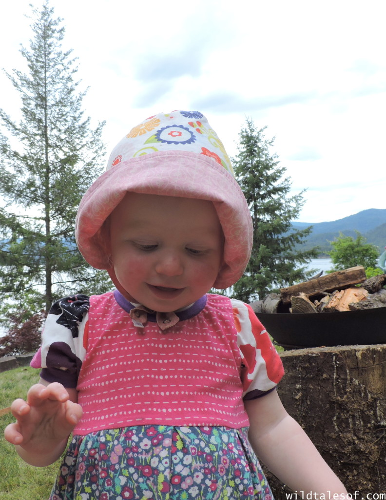 When Your 18-month old Doesn't Walk +Celebrating Milestones with The Patchery | WildTalesof.com