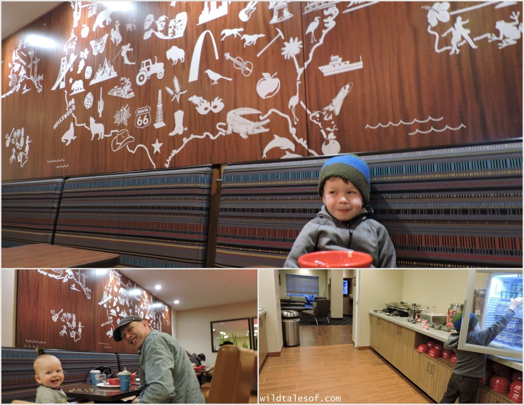 Olympia, Washington's Marriott TownePlace: Hotel Review for Families | WildTalesof.com