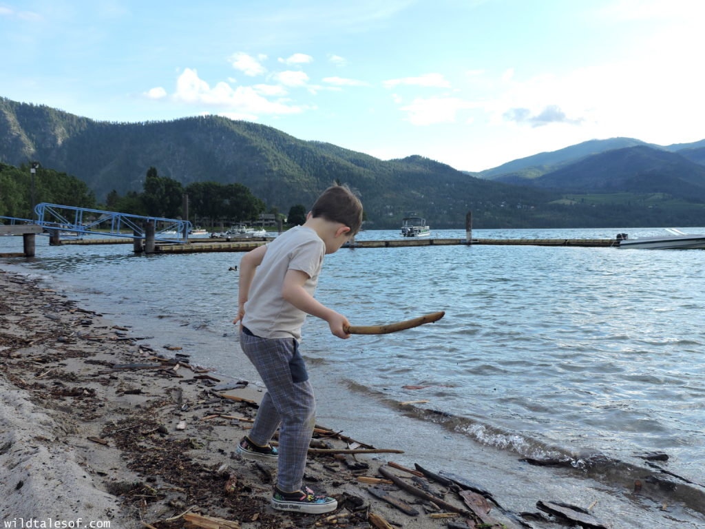 Lake Chelan, Washington: Things to do with Kids | WildTalesof.com