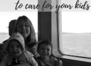 Parents Getaway: Preparing Grandparents to Care for Your Kids | WildTalesof.com