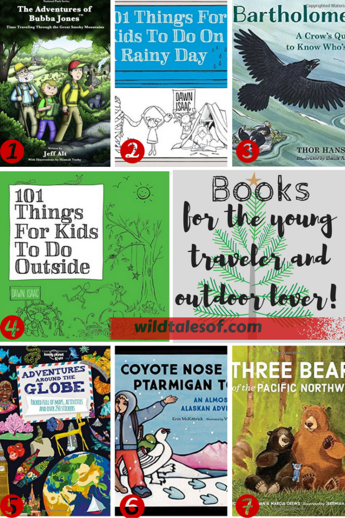 Books for the Young Traveler and Outdoor Lover | WildTalesof.com