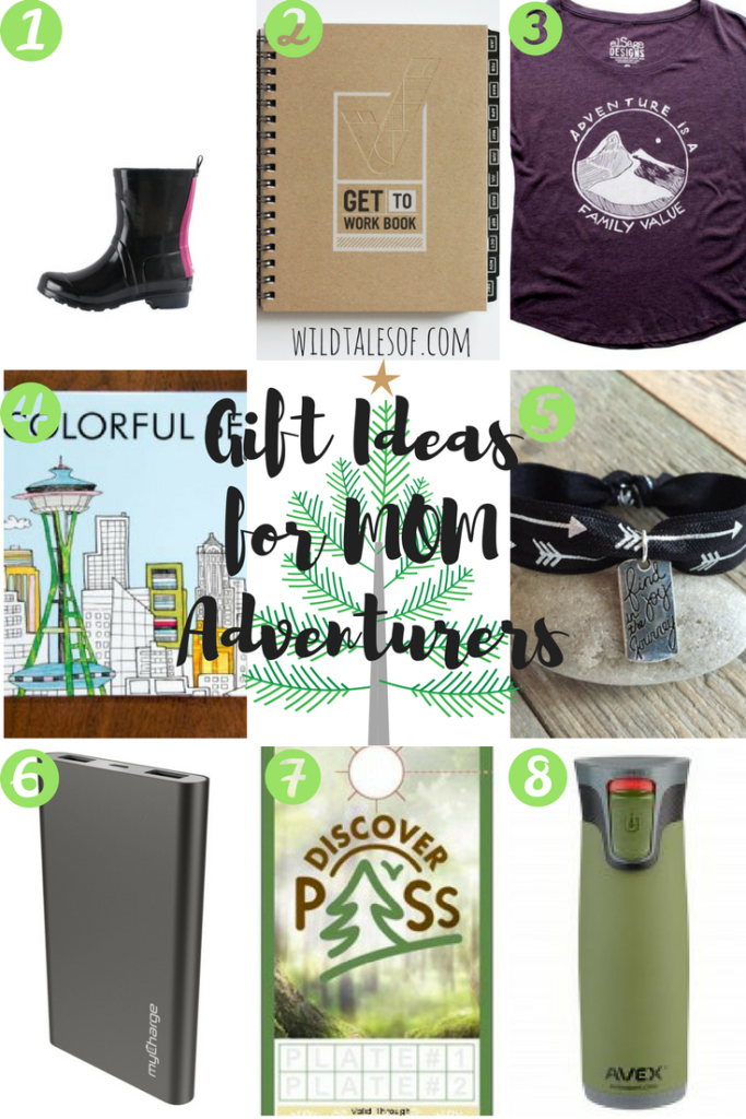 Gift Ideas for the Travel and Outdoor Loving Mom | WildTalesof.com