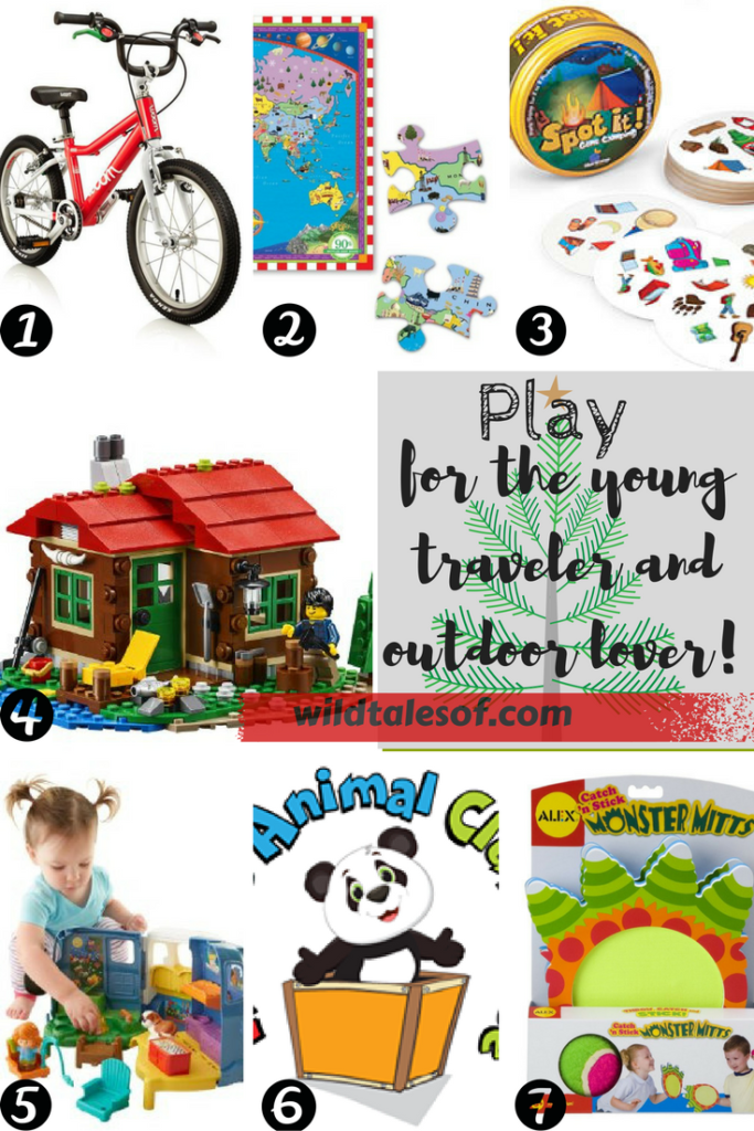 Play for the Young Traveler and Outdoor Lover | WildTalesof.com