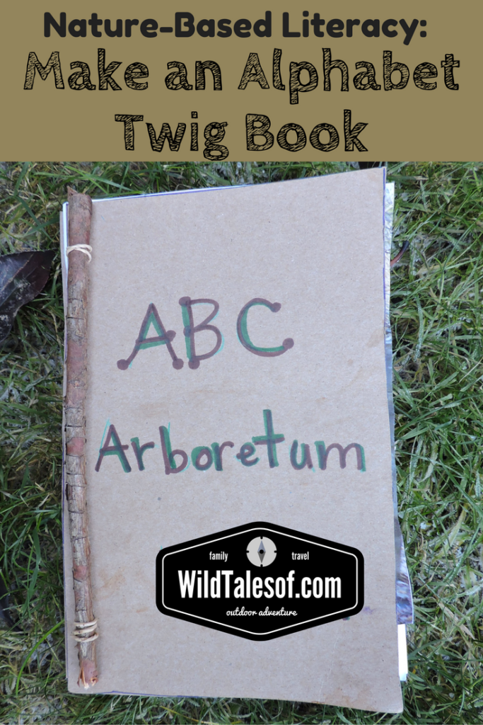 Nature-Based Alphabet Book | WildTalesof.com