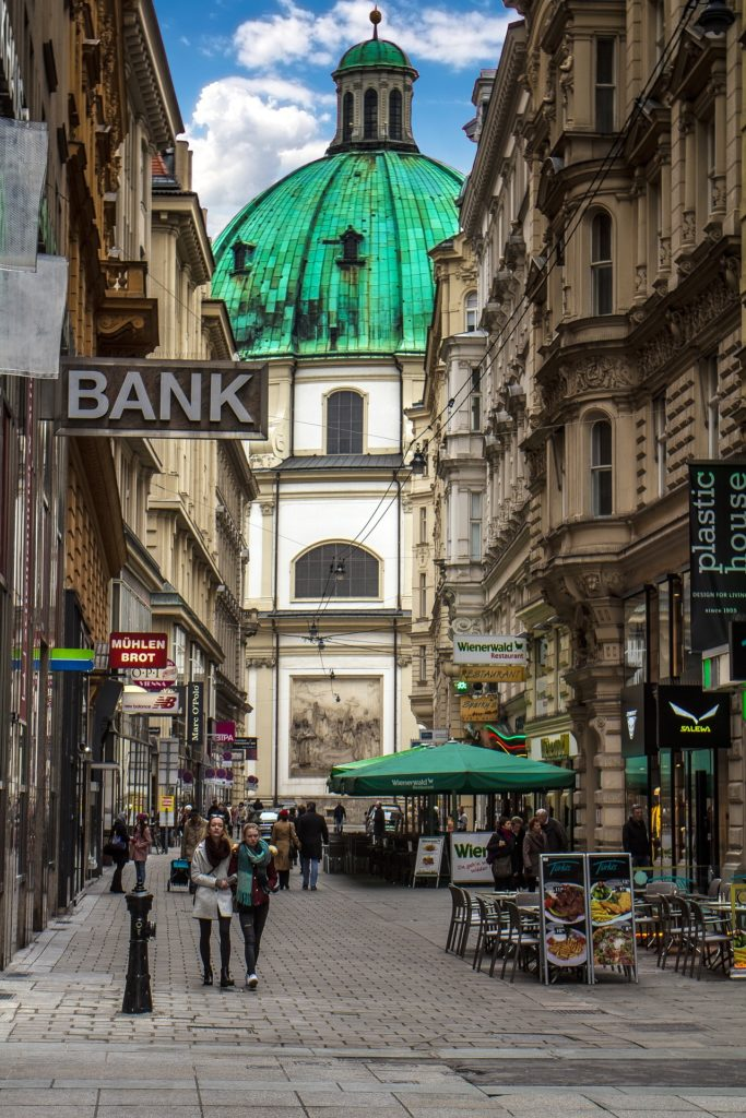 Vienna, Austria--14 Family Travel Destination Ideas: Where the Experts are Vacationing in 2017   WildTalesof.com