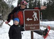 First Family Snowshoe: Mount Rainier National Park | WildTalesof.com