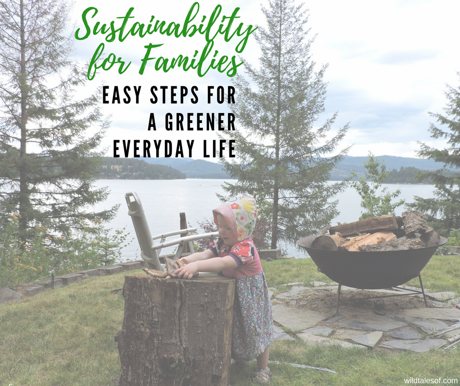 Sustainability for Families: Easy Steps for a Greener Everyday Life | WildTalesof.com