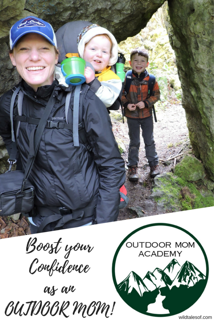 Outdoor Mom Academy: Take Your Family's Outdoor Adventures to the Next Level | WildTalesof.com