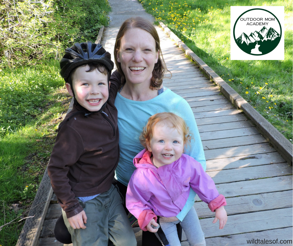 Outdoor Mom Academy: Take Your Family's Outdoor Adventures to the Next Level   WildTalesof.com
