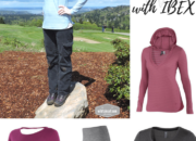 Spring Style for the Active Mom with Ibex Wool Clothing | WildTalesof.com