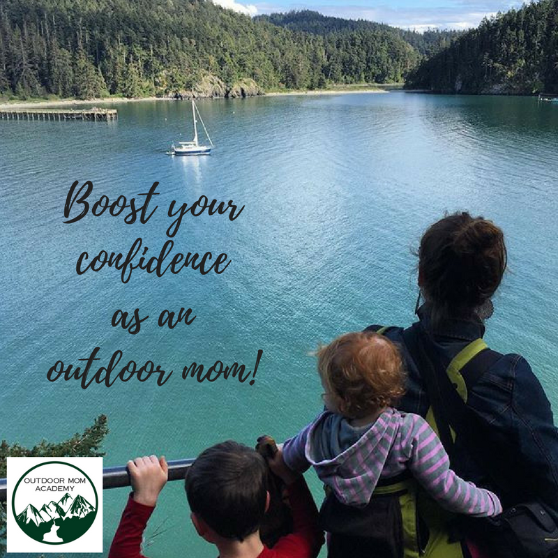 Outdoor Mom Academy: 3 Reasons to Join this Impactful 6-week Course | WildTalesof.com