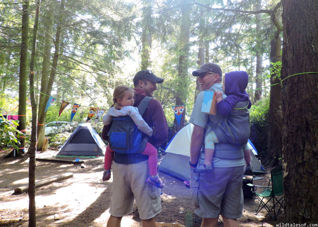 Onya Baby Pure Child Carrier Review | WildTalesof.com