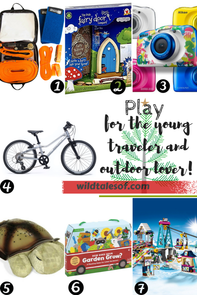 Play for the Young Traveler and Outdoor Adventurer 2017 | WildTalesof.com