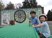 Seattle's Bike Playground: Practice Bike Safety in White Center Traffic Garden | WildTalesof.com