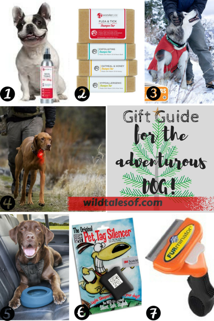 2017 Guide Guide for Adventurous Dogs | WildTalesof.com