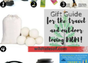 Gift Guide for the Travel and Outdoor-Loving Mom: 2017 Edition | WildTalesof.com