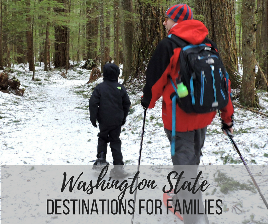 Washington State Winter Destinations for Families | WildTalesof.com