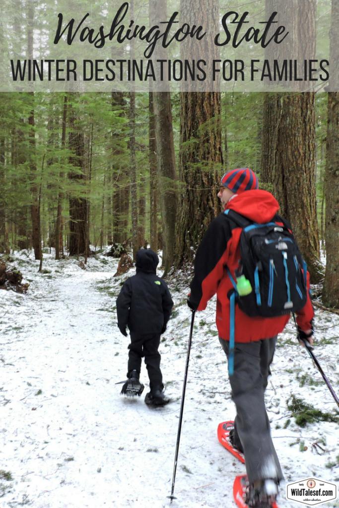 Washington State Winter Destinations for Families | WildTalesof.com