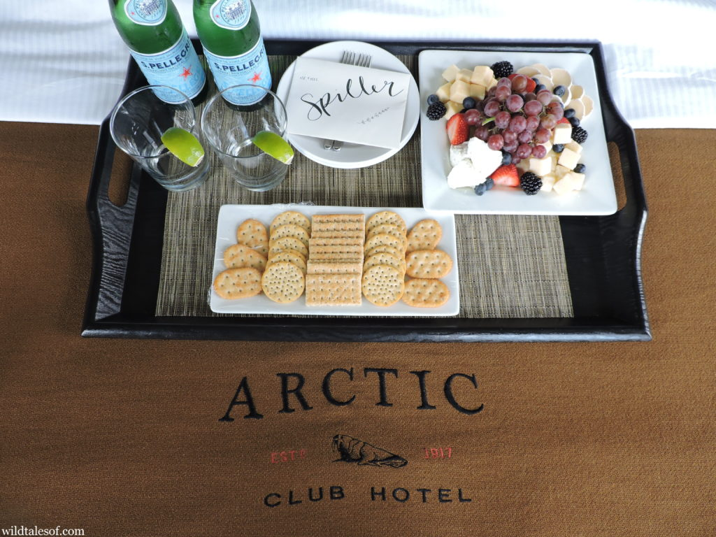 The Arctic Club Seattle 24 Hour Parent Getaway